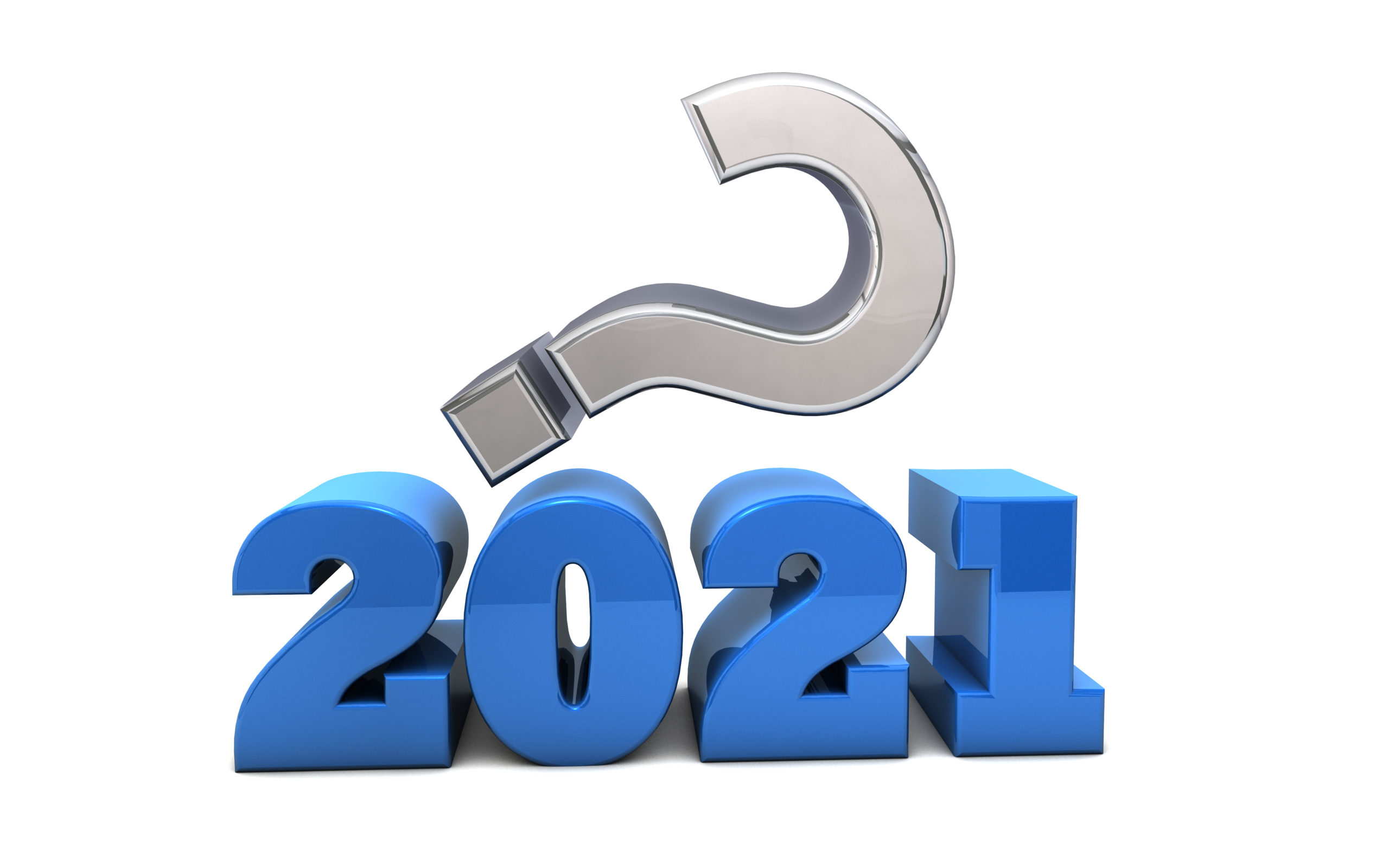 2021 - What does the future hold