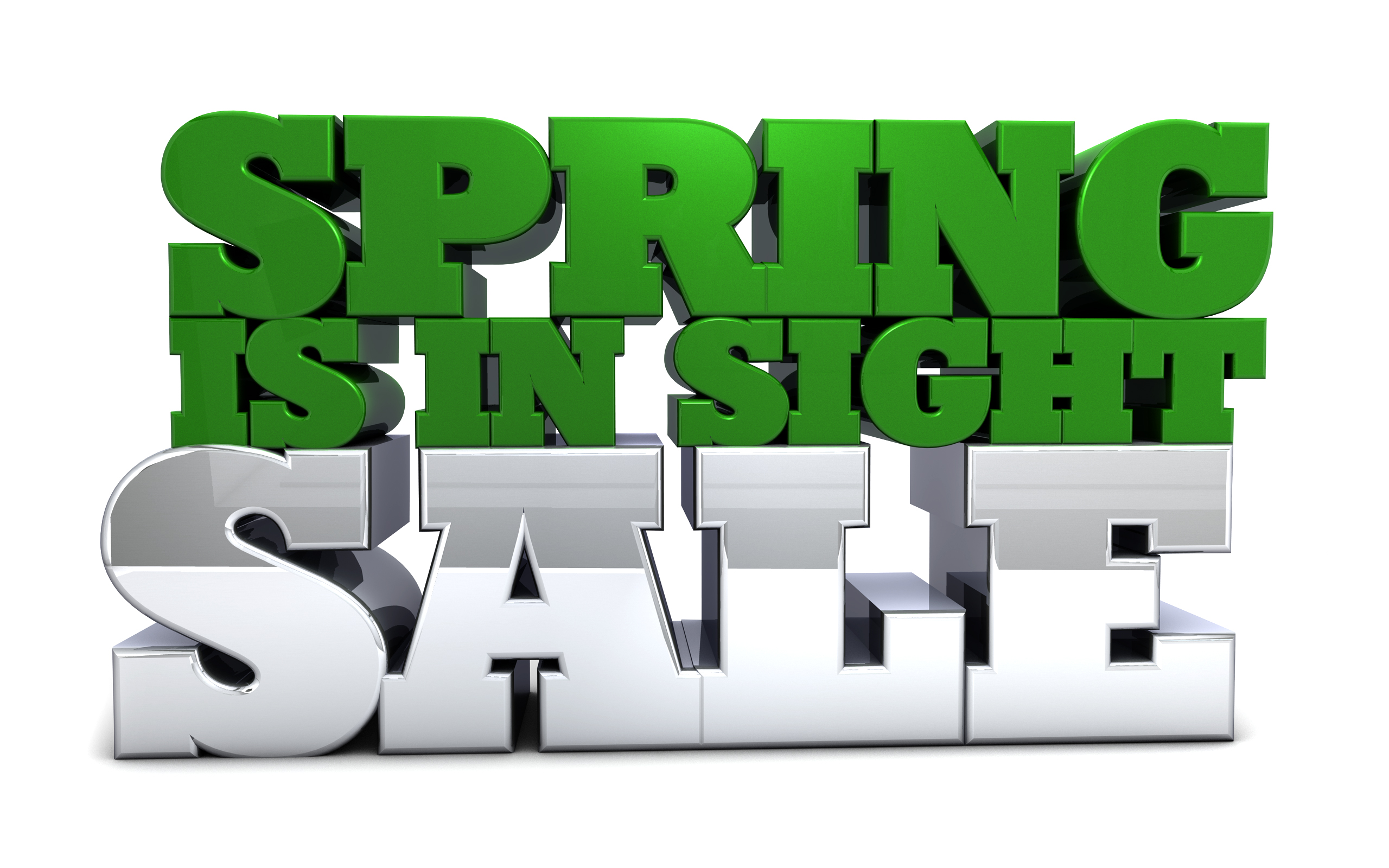 Spring Sale - Free marketing illustration