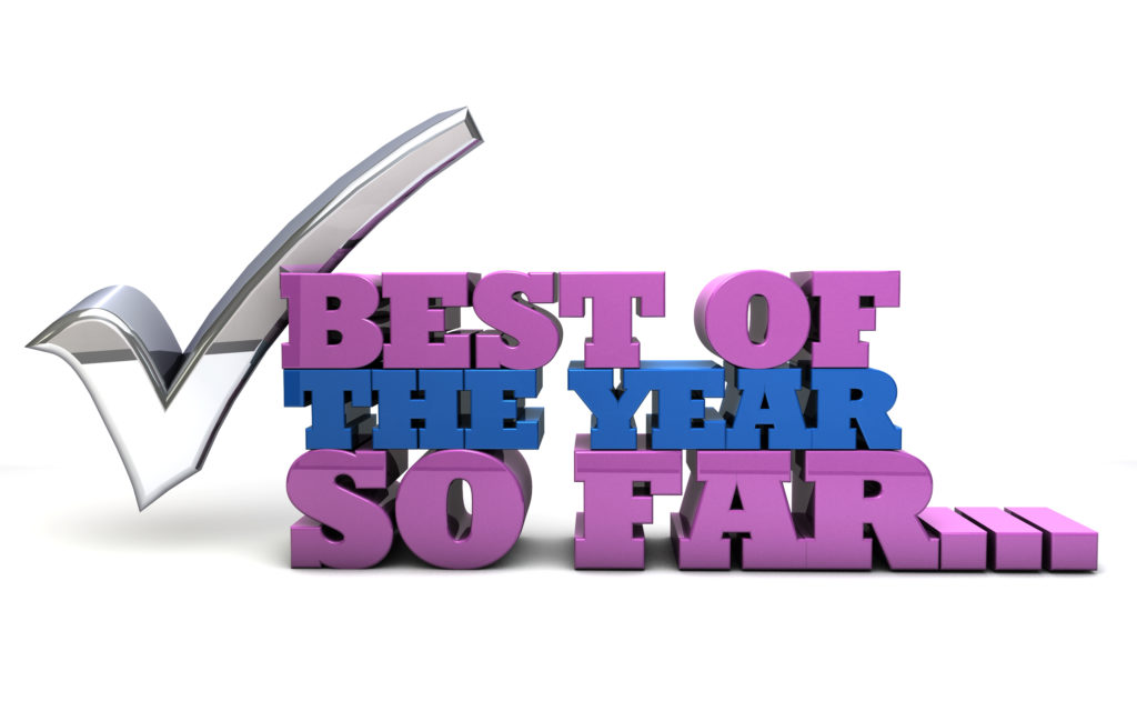 Best of the year - so far