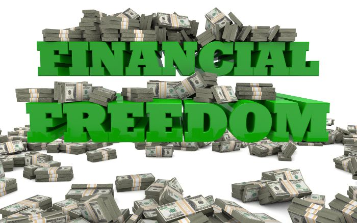 Free Stock Photo - Financial Freedom