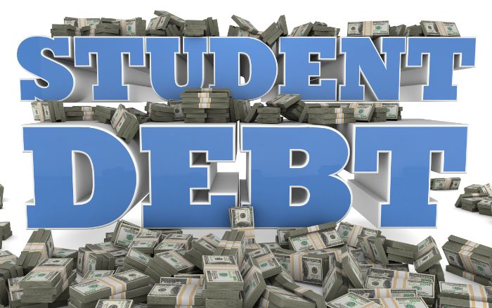 Free Stock Photo - Student Debt