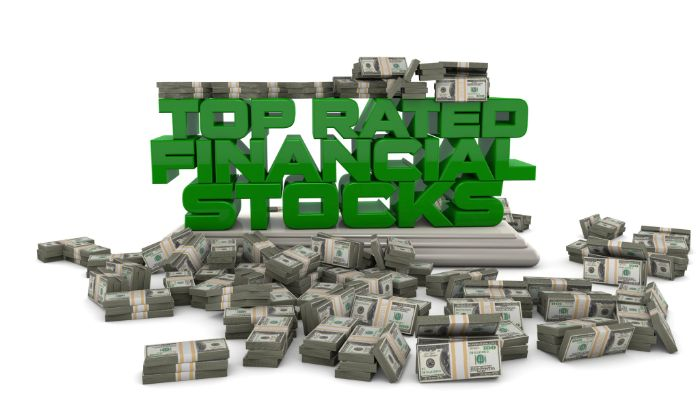 Top Rated Financial Stocks