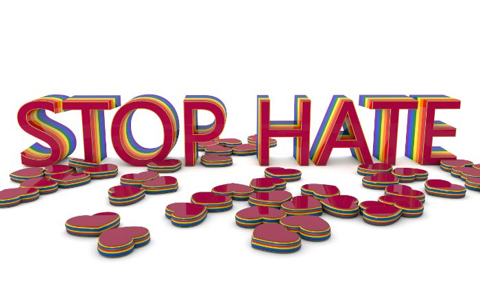Stop Hate and Racism